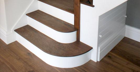 Hardwood Staircase Exeter