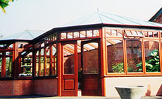 Wooden Conservatories Exeter
