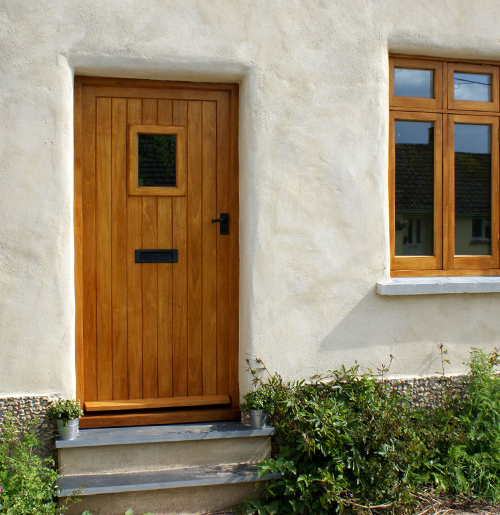 Oak Framed Doors Devon