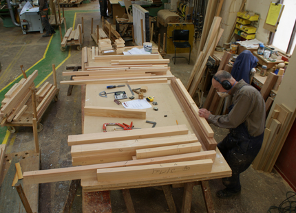 Joinery Devon